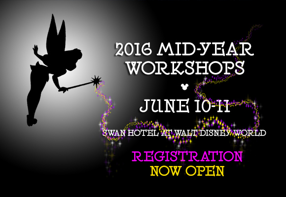 "2016 SCBWI Florida Mid-Year Workshops Walt Disney World Swan Hotel June 10-11, 2016 CONFERENCE REGISTRATION: Two easy ways to register! 1)    Register at this link: www.florida.scbwi.org (registration now open!) 2)    Download the registration form on our website and snail-mail, along with check payable to SCBWI Florida. Send to: SCBWI Florida 125 E. Merritt Island Causeway Suite 107 - Box #266 Merritt Island, FL 32952. ONCE YOU PAY YOUR REGISTRATION FEE, THERE ARE NO REFUNDS! CONFERENCE COSTS:   SCBWI Members Non-SCBWI FRIDAY COMPREHENSIVES     Early Registration (by May 6, 2016) $205 members only Late Registration (after May 6, 2016) $230 members only       SATURDAY WORKSHOPS     Early Registration (by May 6, 2016) $215 $245 Late Registration (after May 6, 2016) $240 $270 NEW!!! TWO-DAY NOVEL COMPREHENSIVE RETREAT: Presented by Jonathan Maberry and Lorin Oberweger. This will be an intense two-day workshop on Friday and Saturday. SCBWI Members (30 spaces) Early Registration (by May 6, 2016) $420 members only Late Registration (after May 6, 2016) $470 members only       CONFERENCE DETAILS: FRIDAY, JUNE 10 – 9 AM to 5 PM & SATURDAY JUNE 11 – 9 AM to 4 PM NEW!!! TWO-DAY COMPREHENSIVE Presented by JONATHAN MABERRY and LORIN OBERWEGER, this hands-on, two-day workshop is for experienced novelists who have several scenes of a finished novel or WIP, which they will work on during the two days. SCBWI members only. Limited to 30 participants. RISING KITE WINNERS WHO HAVE WON A FREE COMPREHENSIVE CANNOT USE THEIR CERTIFICATE FOR THIS TWO-DAY COMPREHENSIVE. FRIDAY, JUNE 10 – COMPREHENSIVES 9 AM to 5 PM ·      Illustrator Comprehensive: Presented by DAN SANTAT, CHAD BECKERMAN, and LAURENT LINN this course is specifically designed for illustrators only. Come learn the ins and outs of creating stunning, memorable artwork for children's books in a close-knit, hands-on setting. Limited to 15 participants ·      Picture Book Comprehensive: Presented by JIM AVERBECK and TRACEY ADAMS, this course is for those wanting a hands-on course on the fine points of writing and revising picture books. Limited to 25 participants Participants in the comprehensives must be SCBWI members.  Members may attend without also registering for the Saturday Workshops, with the EXCEPTION of the special two-day Novel Comprehensive taught by Lorin Oberweger and Jonathan Maberry. SATURDAY, JUNE 11 – WORKSHOP TRACKS 9 AM to 4 PM Begin the day with a general assembly at 8:30 AM then move to your chosen track for the remainder of the day, 9 AM to 4 PM. After the closing session, which will last from 4 PM to 4:15 PM, those who have paid for critiques will meet with their critiquer at their designated time. CHOOSE ONE OF THE FOLLOWING TRACKS. Note: you must remain in your selected workshop track all day (no switching). ·      Picture Book Track: Presented by LAURENT LINN, FRED KOEHLER, and MEREDITH MUNDY ·      Middle Grade Track: Presented by JIM AVERBECK, TRACEY ADAMS, and LINDA SUE PARK ·      Young Adult Track: Presented by MARTHA BROCKENBROUGH, ANNETTE POLLERT-MORGAN, and JOSH ADAMS ·      Graphic Novel Track: Presented by DAN SANTAT and CHAD BECKERMAN ·      Chapter Book Track: Presented by BONNIE BADER and NANCY KRULIK Comprehensives and Workshops include a first-page critique session (see submission guidelines under First-Page Critiques of the A-Z section). Not all first pages will be critiqued. HOTEL REGISTRATION AND COSTS Walt Disney World Swan Hotel. Rooms are $155/night plus a $10 resort fee and tax. Reservations: http://www.swandolphin.com/groupres/SCB16/ or call 800 227-1500 and mention you are attending the SCBWI Florida Mid-Year Workshops event. Event group code will be avaialble soon. Parking is $10/day for non-overnight guests. Carpooling is encouraged. ADDITIONAL INFO from A - Z CRITIQUES: Manuscripts 1)    SEND AS AN ATTACHMENT, ONE manuscript per email in .DOC format (up to 10 pp). You must FOLLOW FORMATING GUIDELINES (see ""From Keyboard to Printed Page: Facts You Need to Know"" at http://www.scbwi.org/wp-content/uploads/2013/09/From-Keyboard_2014.pdf. 2)    If you are submitting multiple manuscripts or the same manuscript more than once, SEND EACH ONE ATTACHED TO A SEPARATE EMAIL. 3)    The cost is $50 per manuscript critique. Send your check, payable to SCBWI Florida, to: SCBWI Florida, 125 E. Merritt Island Causeway, Suite 107, Box #266, Merritt Island, FL 32952. 4)    If you are submitting a novel, please submit the FIRST 10 pages. If you want to submit a synopsis of the novel along with your pages, the full submission MUST BE NO LONGER THAN 10 PAGES TOTAL. 5)    Although picture book manuscripts and poems may have fewer than 10 pp, each one counts as a separate submission. 6)    Send to submissions@scbwiflorida.com with the subject line as YOUR NAME, TITLE OF THE BOOK, CATEGORY, GENRE, and either WIP (Work in Progress) or COMPLETE. For example: J.K. Rowling, The Sorceror's Stone, MG, Fantasy, Complete. 7)    In the body of the email, please tell us who has critiqued your manuscript before, i.e., critiquers at previous conferences, members of your critique group who might be critiquing at our conference, etc. Also, if you have an agent and/or have been traditionally published, please let us know. This will help us make a better match for you. 8)    If there is something you want your critiquer to know, i.e., biographical information or info regarding the fact that your manuscript is part of a series, DO NOT WRITE IT IN THE BODY OF THE EMAIL, include it as part of your ten pages. 9)    Submissions must be emailed by midnight on May 6, 2016. You will receive an automatic reply when you send in your manuscript. Closer to the conference, you will receive an email letting you know who will be critiquing your manuscript and at what time. CRITIQUES ARE DONE ONLY ON SATURDAY AFTER THE WORKSHOPS. 10) Please remember to write your name on the manuscript itself and not just in the subject line. 11) We do NOT honor requests for specific critiquers. Dummies Send as pdf attachments. Otherwise, the same directions as above apply. Artwork/Portfolios 1)    Illustrators, if you'd like a professional critique of your artwork, you MUST send an email to submissions@scbwiflorida.com with the subject line: SCBWI Florida Portfolio Review – Orlando 2016 by MAY 6, 2016 stating that you want to be scheduled for a critique. 2)    The cost is $50 per portfolio critique. Send your check, payable to SCBWI Florida, to: SCBWI Florida, 125 E. Merritt Island Causeway, Suite 107, Box #266, Merritt Island, FL 32952. 3)    Bring your portfolio to the workshop on Saturday, June 11, 2016. Do NOT mail your art ahead of time. 4)    You will receive an email in advance as to who will be critiquing your porfolio and at what time. CRITIQUES ARE DONE ONLY ON SATURDAY AFTER THE WORKSHOPS. DATES TO REMEMBER: April 30, 2016 – Last day to be eligible for Extra-Early Registration Contest May 6, 2016 – Last day for critique submissions and Early Registration May 6, 2015 – Last day to contact Marcea Ustler if you'd like your book to be sold June 10-11, 2016 – SCBWI FL MID-YEAR WORKSHOPS! DONATIONS TO BOOK BASKET: Bring a new or gently-used children's or YA book to be donated to Boys & Girls' Club of Central Florida, www.bgccf.org, an organization dedicated to enabling all young people, especially those from disadvantaged circumstances, to realize their full potential. Books may be dropped off at the registration desk. COMMEMORATIVE CONFERENCE PINS: Add our SCBWI Florida Mid-Year Workshops 2016 pin to your collection! Each year, we feature a different illustrator, and this year's pin will be designed by the talented Laurent Linn. Proceeds from the sale help finance free events around Florida. Pins are $5 each. ELIXIR MIXER: Our meet-and-greet, the Elixir Mixer & Silent Auction, is back for another go on Friday, June 10, 2016, at the Disney World's Swan Resort at 7:30 PM (room TBA). Our auction is open to all workshop attendees, their guests, and SCBWI members not attending the workshops. Items for auction include original works of art, fun and crafty items, fantastic writing courses, housewares, an oversized print of our featured artist's commemorative pin artwork, and lots more. For donation of an auction item, please contact Larissa Hardesty at lchardesty@yahoo.com. EXTRA-EARLY REGISTRATION CONTEST: Register for the comprehensives and/or workshops by April 30, 2016, and be entered to WIN bookbags, books, and critiques! FIRST-PAGE CRITIQUES: Bring the first page of your manuscript, double-spaced, 12-pt. type, one page only (starting at the top of page). Include title and genre at the top. No name. Faculty will select a few anonymous submissions to read aloud and critique during Friday and Saturday sessions. LIMIT ONE SUBMISSION FOR EACH SESSION YOU ATTEND. All submissions will be recycled afterwards. MEALS: The following is a list of all meals included with your registration: Friday Lunch: Buffet is included for all comprehensive attendees & faculty. Friday Night Elixir Mixer: Cash bar will be available for all attendees and their guests. SCBWI members not attending the workshops who live in the Orlando area are also welcome to join. Saturday Lunch: Buffet is included for all workshop attendees & faculty. Please let Linda Bernfeld at lindabernfeld@gmail know if you have any food allergies or special food needs.. MEMBER/FACULTY BOOK SALES: Faculty and SCBWI PAL members attending the workshops may sell their books through our on-site bookseller. Contact Marcea Ustler at m.ustler@yahoo.com by May 6, 2016, with your book titles and ISBN numbers. Only PAL (Published and Listed) members are eligible to sell books. Please visit www.scbwi.org to ensure your publisher is PAL-approved. The workshop bookstore will be open June 10-11. NEWSLETTER: Our newsletter written by Mindy Weiss, our Critique Group Coordinator, is available at www.scbwi.florida.org and is chock full of member good news, market information, and the latest word on conferences, contests, and events happening all around the state! PORTFOLIO/ART EXHIBIT: Illustrators, take advantage of three feet of table space provided for you to exhibit your portfolio on Saturday, June 11, 2016. Bring plenty of handouts and display props (such as a tabletop easel). Original art is not permitted, as SCBWI cannot be responsible for any loss or damage. Drop off illustrators' portfolios before 8:00 AM outside the main conference room for the art show. Please contact Angela Padrón at angela@angelapadron.com for more information. ROOM TEMPERATURE: Since we cannot control the temperature in the conference rooms, you may want to bring a sweater, light jacket. VOLUNTEERS: If you are interested in being a volunteer, please contact Dorian Cirrone at dcirrone@aol.com. We need more assistance preparing, running, and cleaning up at these events. The Florida faculty is all volunteer - with full-time jobs and other projects. Any help offered is greatly apprciated. Look for the volunteer signup under registration. It's a great way to network with other authors and visiting faculty presenters. WALT DISNEY WORLD PARK TICKETS: Park tickets are available for advance purchase at https://www.mydisneymeetings.com/scbwi16 WEBSITE: Our website, www.florida.scbwi.org, is chock full of information and FAQs. Contact ARA Curtis Sponsler at webmaster@scbwi-fl.com for website troubleshooting. Updates can also be found on Facebook at our Florida SCBWI Page. QUESTIONS? Contact SCBWI Co-Regional Advisor Linda Rodriguez Bernfeld at (321) 338-7208 or LindaBernfeld@gmail.com, Co-Regional Advisor Curtis Sponsler at curtis.sponsler@gmail.com, or Assistant Regional Advisor Dorian Cirrone at dcirrone@aol.com Can't wait to see you at the Swan!"